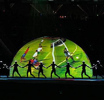 ceremonia inaugural copa america 2011