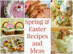 Spring/Easter Recipes & Ideas