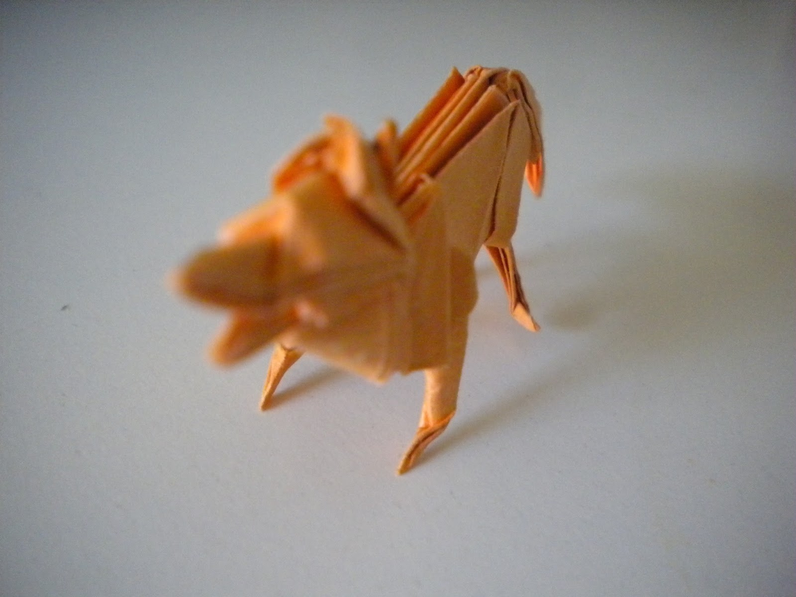 Curious Charisma Advanced Origami Fox Instructions Diagram Of The Squirrel This Brown Bear Possibly A Native Californian Like Myself Turned Out Much Cuter Than I Thought It Would From Looking At Book