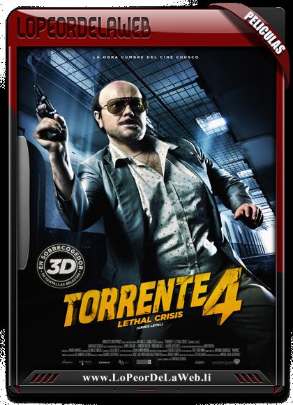 Torrente |  I II  III  IV  V  | DvdRip | Castellano