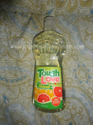 Product Review: Human Heart Nature Tough Love Natural Dishwashing Liquid
