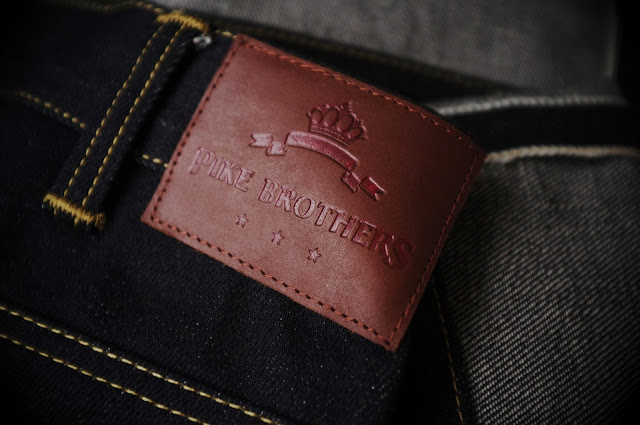 Pike Brothers 19 oz 1948 Roamer Pants