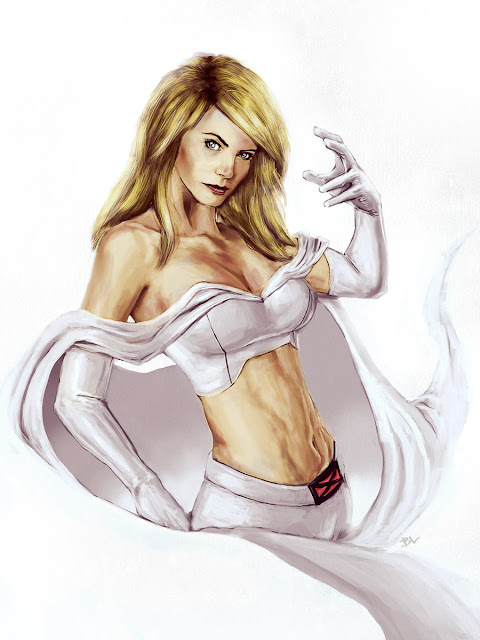 Emma Frost Character Review (Cool Picture)