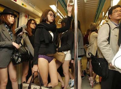 Demi Lingkungan Wanita Taiwan Sekarang Pakai Celana Dalam