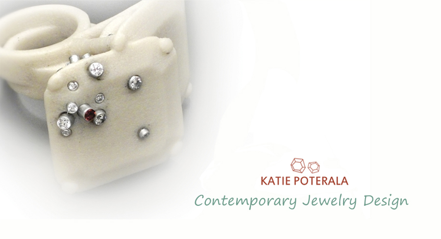 Katie Poterala Contemporary Jewelry Design