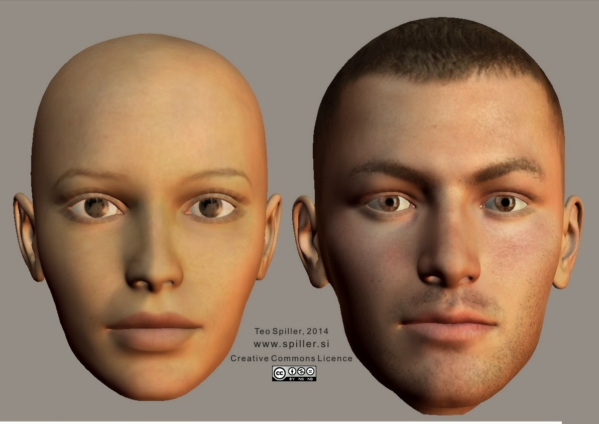 Face Type by Jaw Corner