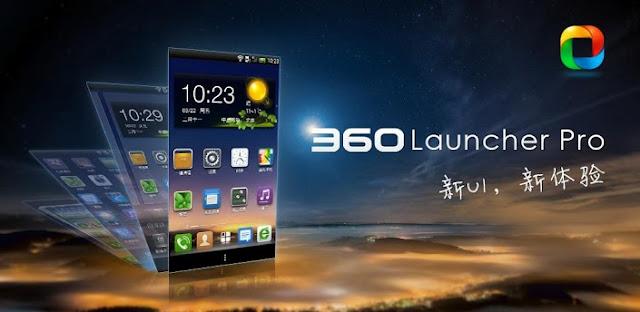 360 Launcher Security Pro apk