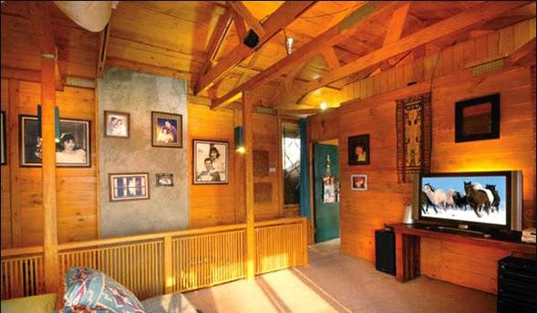 Interior Kayu Minimalis. image number 27 of desain interior rumah etnik ... & Desain Interior Rumah Etnik \u0026 Demikian Tipsnya Dalam Menerapkan ...