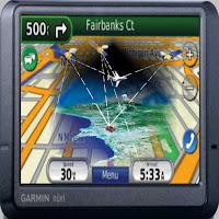 Sistema de Posicionamento Global - GPS - Orientação por Satélite.