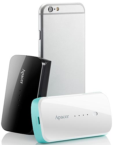 Apacer B222 and B221 Power Banks
