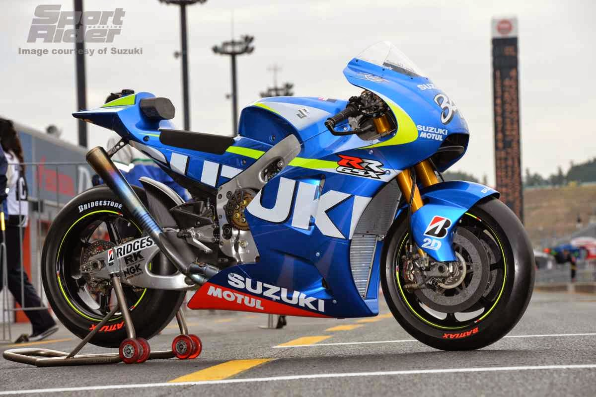 Scroll Through The Gallery Above To See The Images And Learn More About The  GSX RR And Suzukiu0027s Return To MotoGP Competition.