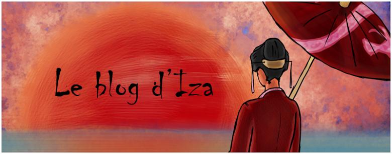 Le blog d'Iza