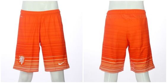 Netherlands Away Shors 2015
