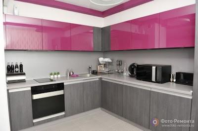Desain Rumah Dapur Kecil Menarik dan Mempesona
