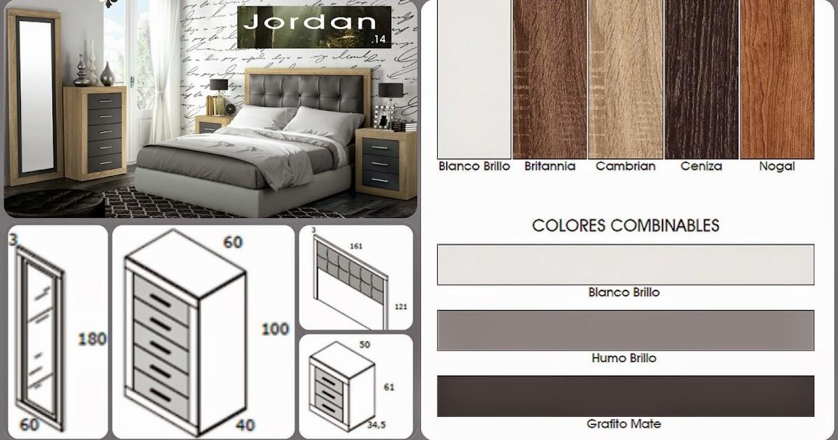 Miguel garc a gonz lez dormitorios jordan y sophie for Muebles jordan