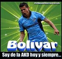 Bolívar por internet