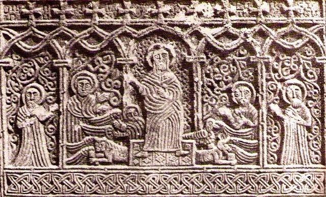 Armenian cemetery in Julfa CULTURAL GENOCIDE