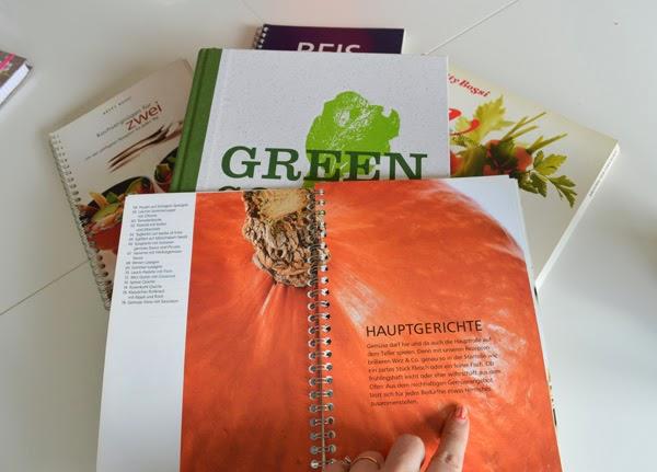 Saturday cookbook browsing