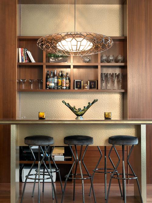 Decora hogar decoraci n del bar para celebrar en casa for Modelos de barras de bar
