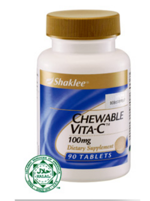 ♥CHEWABLE VIT-C♥