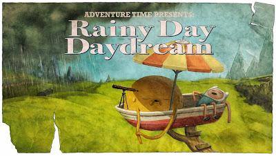 Sonhos de dia chuvoso