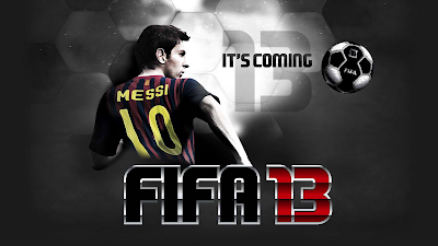 EA Sports Fifa 13 PC Game Wallpapers