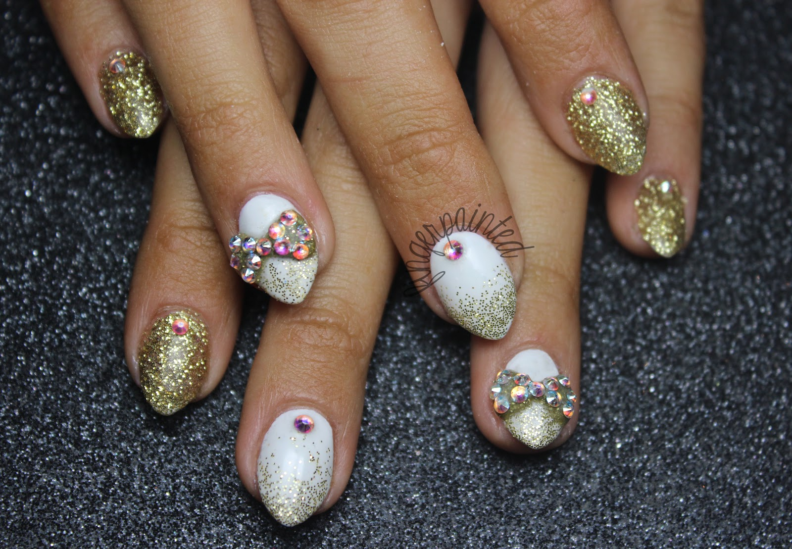 Finger Painted: The One With Nail Tech Tuesday # 11!