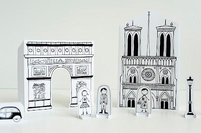 Viajar a París con Recicla Inventa