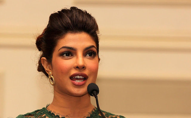 Gorgeous actress of Bollywood Priyanka Chopra