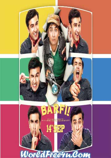 Cover Of Barfi! (2012) Hindi Movie Mp3 Songs Free Download Listen Online At worldfree4u.com