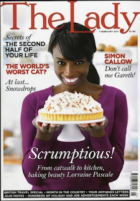 Lorraine Pascale - shabbyecountrylife.blogspot.it