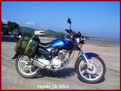 Honda CB Touring Terbaru