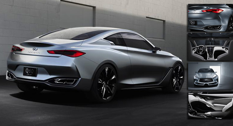 Infiniti Q60 Concept This Is It Supramkv 2018 2019