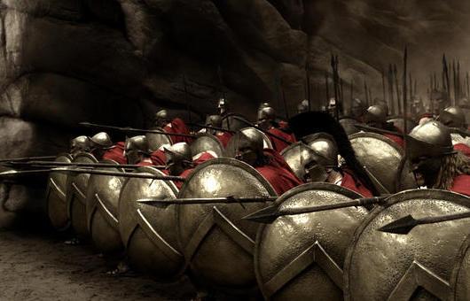 Σαν σήμερα το 480 π.X.: Γίνεται η Μάχη των Θερμοπυλών