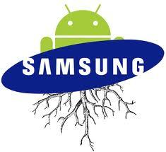 unrooting Samsung