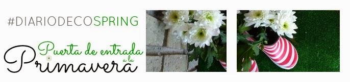 http://lopezgarciadecoracion.blogspot.com.es/2015/03/diariodecospring-puerta-entrada-primavera.html