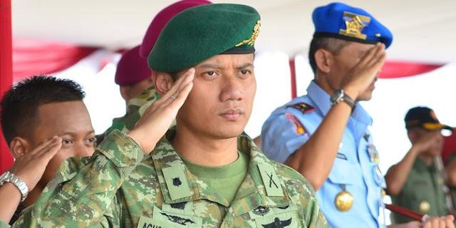 Pulang dari AS, Mayor Agus Yudhoyono promosi jadi komandan batalyon