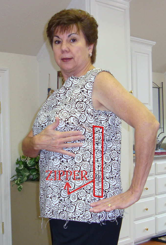 Blouse Cutting For Beginners 83