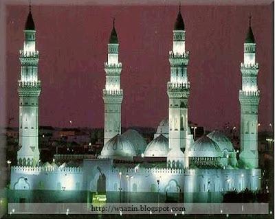 Rasulullah Bersolat Dua Kiblat di Masjid Ini