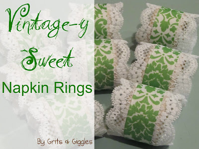 Vintage Napkin Rings