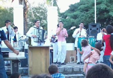 Show en El Parque Garay (2010)