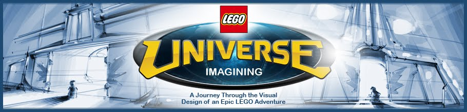 Imagining LEGO Universe