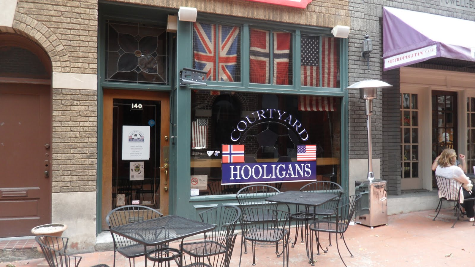 30 Bars In 30 Days Courtyard Hooligans Serves Up Cold