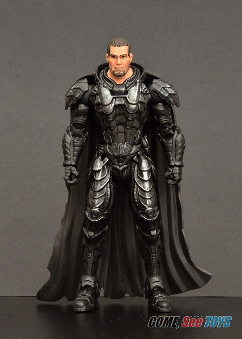 Come, See Toys: Man of Steel Movie Masters General Zod ...