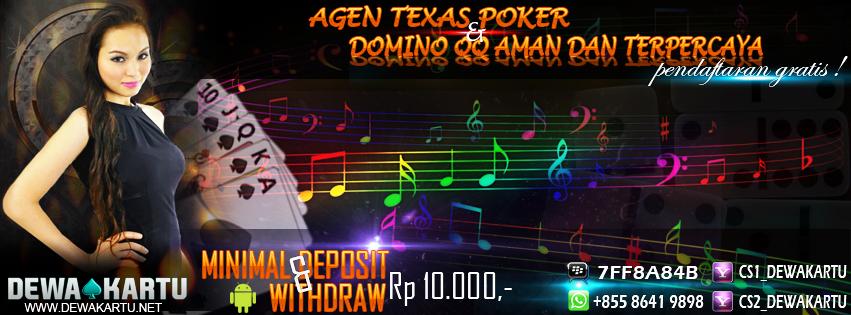 FokusPoker.com Agen Texas Poker Dan Domino Online Indonesia Terpercaya