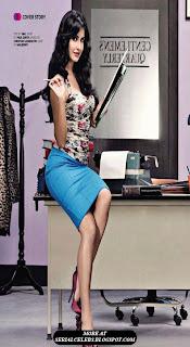Katrina Kaif Hot on Magazine covers