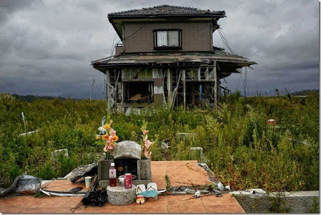 Fukushima three years after the disaster