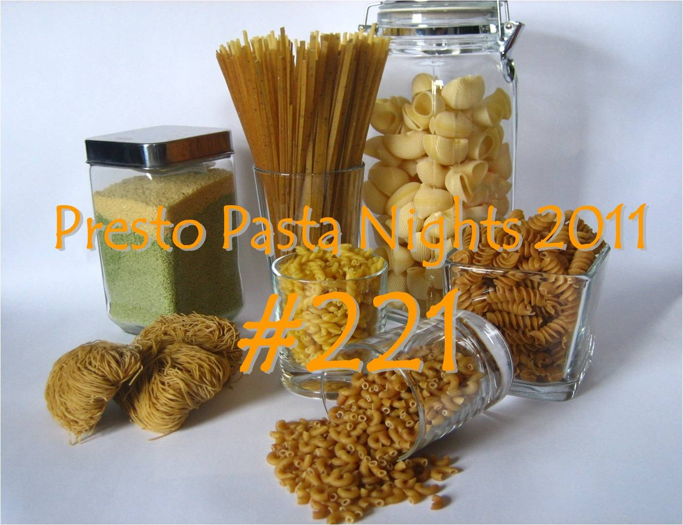 of presto pasta nights the creative pasta roundup will be available ...