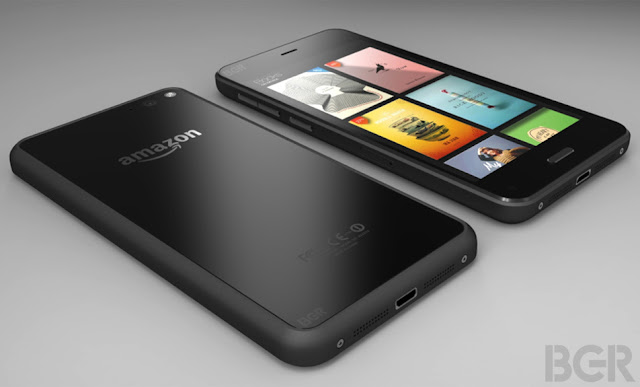 Amazon first smartphone