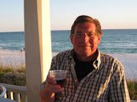 Photo of Wine Blogger Charlie Preus.